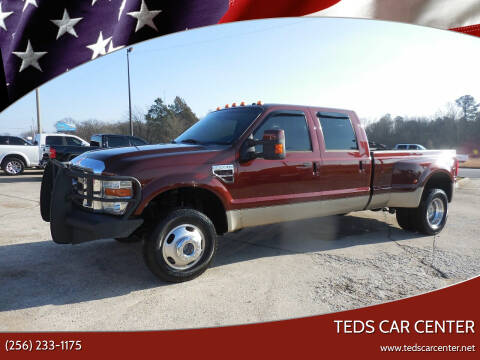 2008 Ford F-350 Super Duty for sale at TEDS CAR CENTER in Athens AL