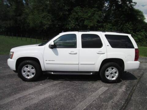 2009 Chevrolet Tahoe for sale at Brells Auto Sales in Rogersville MO