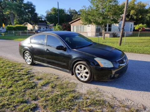 2007 Nissan Maxima for sale at Advance Import in Tampa FL