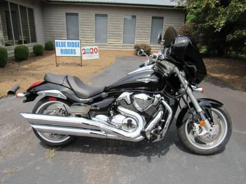 2013 Suzuki Boulevard  for sale at Blue Ridge Riders in Granite Falls NC