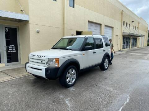 2006 Land Rover LR3 for sale at AUTOSPORT in Wellington FL