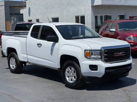 2016 GMC Canyon for sale at Brown & Brown Wholesale in Mesa AZ