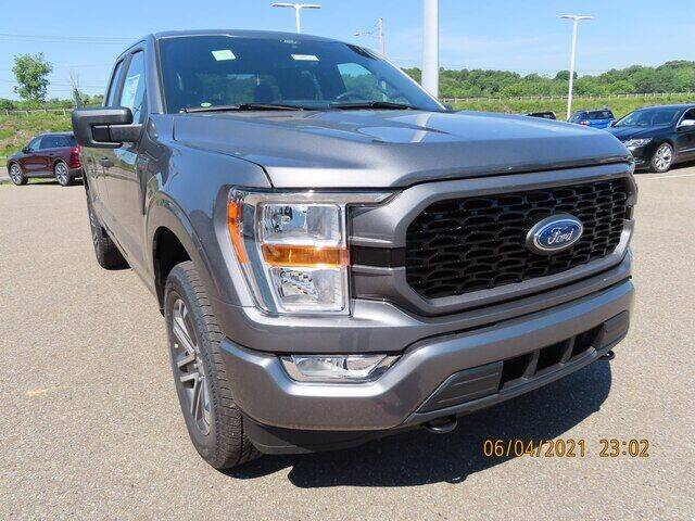 2021 Ford F-150 for sale in Dover, OH