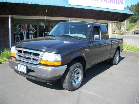 2000 Ford Ranger for sale at Brinks Car Sales in Chehalis WA