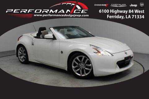 2012 Nissan 370Z for sale at Performance Dodge Chrysler Jeep in Ferriday LA