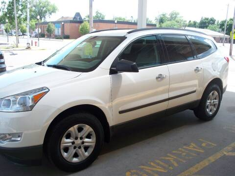 2011 Chevrolet Traverse for sale at North Metro Auto Sales in Cambridge MN