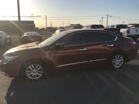 2017 Nissan Altima for sale at First Choice Auto Sales in Bakersfield CA