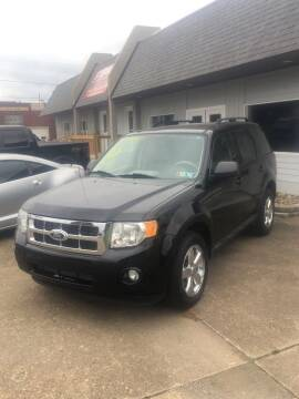 2010 Ford Escape for sale at Stephen Motor Sales LLC in Caldwell OH