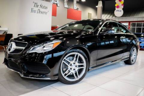 2017 Mercedes-Benz E-Class for sale at Quality Auto Center of Springfield in Springfield NJ