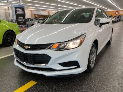 2018 Chevrolet Cruze for sale at Dixie Imports in Fairfield OH
