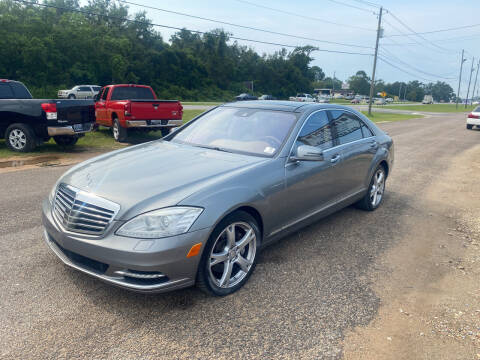2013 Mercedes-Benz S-Class for sale at Stevens Auto Sales in Theodore AL