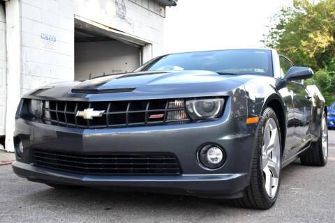 2010 Chevrolet Camaro for sale at Wheel Deal Auto Sales LLC in Norfolk VA