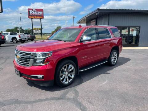2015 Chevrolet Tahoe for sale at Welcome Motor Co in Fairmont MN