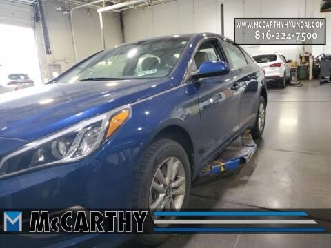 2016 Hyundai Sonata for sale at Mr. KC Cars - McCarthy Hyundai in Blue Springs MO