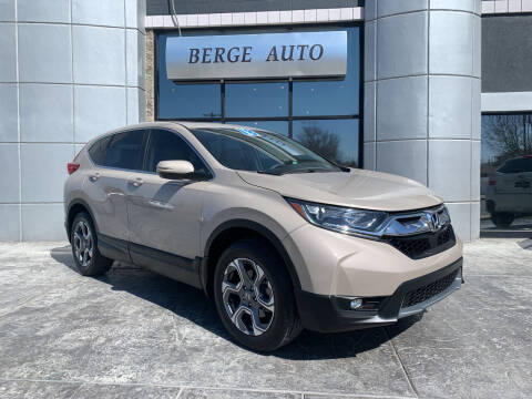 2018 Honda CR-V for sale at Berge Auto in Orem UT