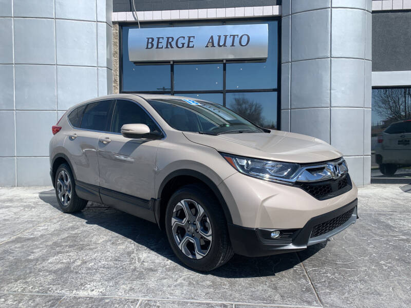 2018 Honda CR-V for sale at Berge Auto in Orem UT