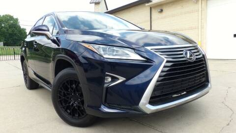 2016 Lexus RX 350 for sale at Prudential Auto Leasing in Hudson OH