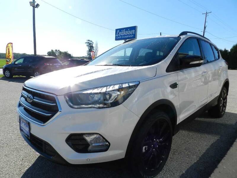 2019 Ford Escape for sale at Leitheiser Car Company in West Bend WI