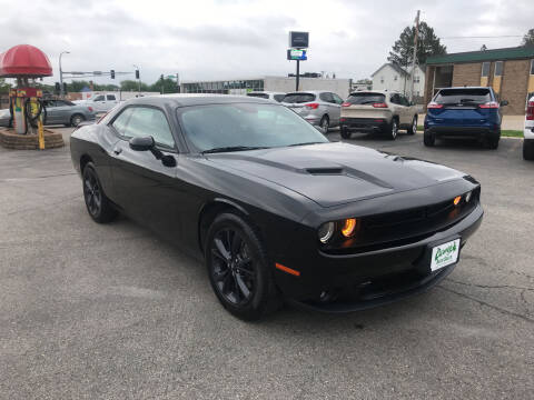 2020 Dodge Challenger for sale at Carney Auto Sales in Austin MN
