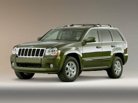 2008 Jeep Grand Cherokee for sale at Sundance Chevrolet in Grand Ledge MI