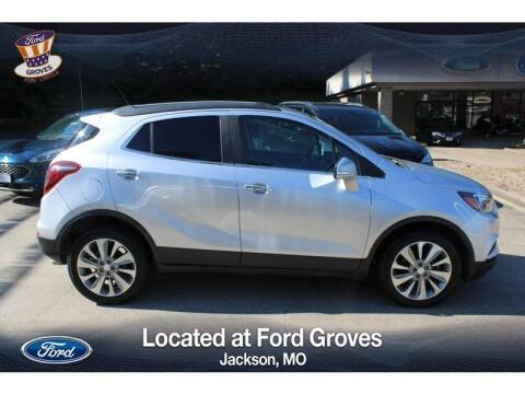 2017 Buick Encore for sale at JACKSON FORD GROVES in Jackson MO