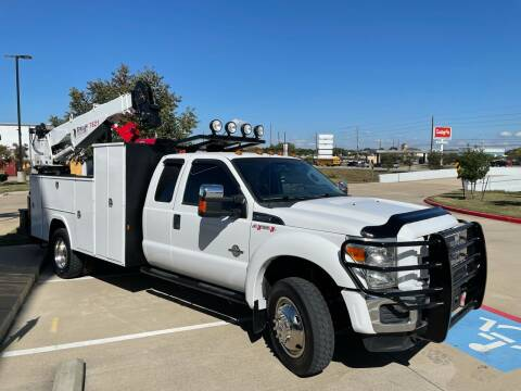 2015 Ford F-550 Super Duty for sale at TWIN CITY MOTORS in Houston TX