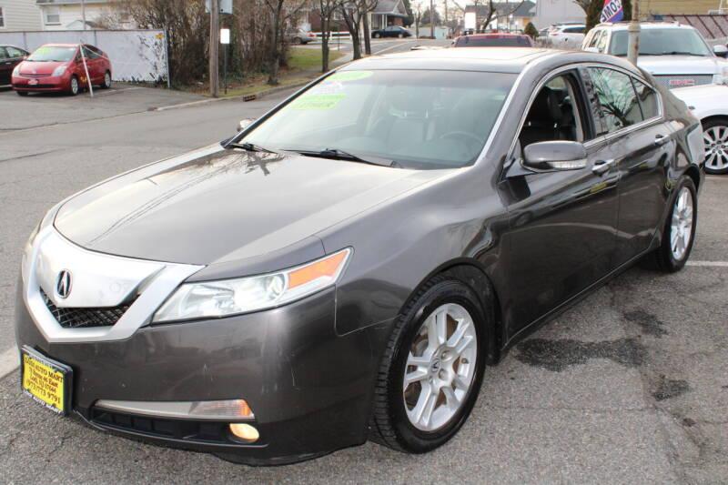 2010 Acura TL for sale at Lodi Auto Mart in Lodi NJ