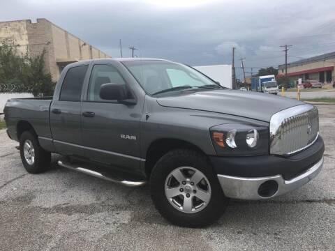 2008 Dodge Ram Pickup 1500 for sale at TETCO AUTO SALES  / TETCO FUNDING in Dallas TX