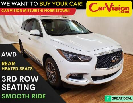 2016 Infiniti QX60 for sale at Car Vision Mitsubishi Norristown in Trooper PA