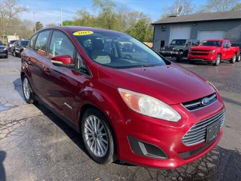 2013 Ford C-MAX Hybrid for sale at HUFF AUTO GROUP in Jackson MI