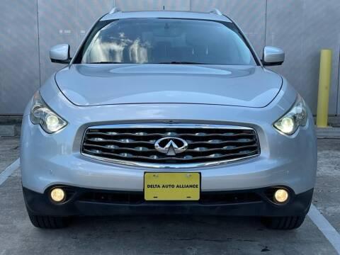 2009 Infiniti FX35 for sale at Delta Auto Alliance in Houston TX