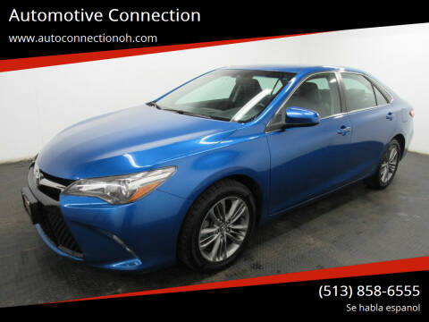 2017 Toyota Camry for sale at Automotive Connection in Fairfield OH