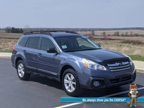 2014 Subaru Outback for sale at Bob Walters Linton Motors in Linton IN