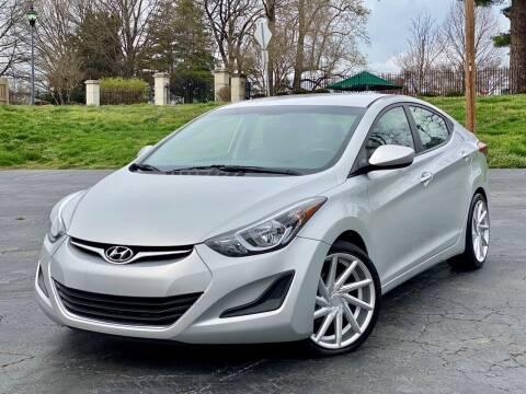 2015 Hyundai Elantra for sale at Sebar Inc. in Greensboro NC