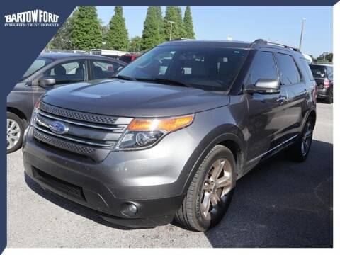 2011 Ford Explorer for sale at BARTOW FORD CO. in Bartow FL