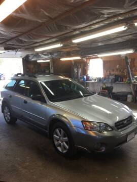 2007 Subaru Outback for sale at Lavictoire Auto Sales in West Rutland VT