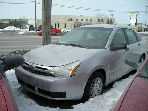 2011 Ford Focus for sale at ZJ's Custom Auto Inc. in Roseville MI