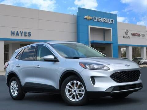 2020 Ford Escape for sale at HAYES CHEVROLET Buick GMC Cadillac Inc in Alto GA