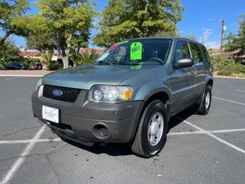 2007 Ford Escape for sale at GALLIAN DISCOUNT AUTO in Saint George UT