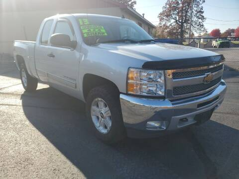 2013 Chevrolet Silverado 1500 for sale at Bailey Family Auto Sales in Lincoln AR