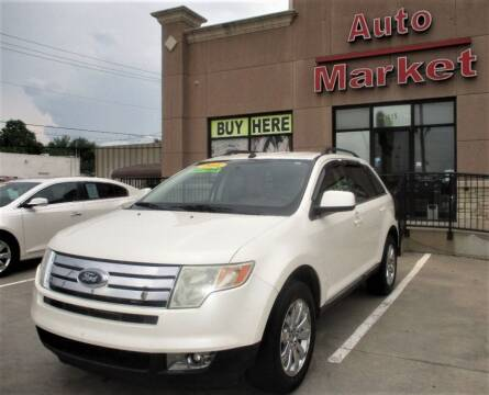 2008 Ford Edge for sale at Auto Market in Oklahoma City OK
