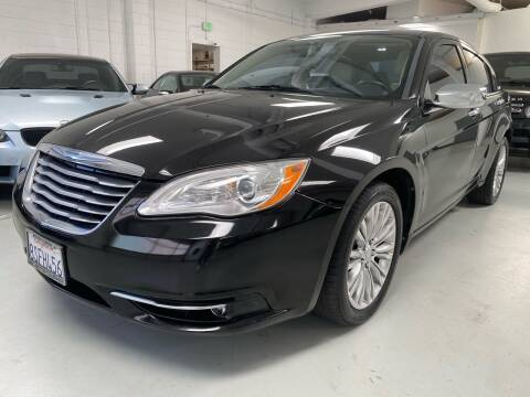 2012 Chrysler 200 for sale at Mag Motor Company in Walnut Creek CA