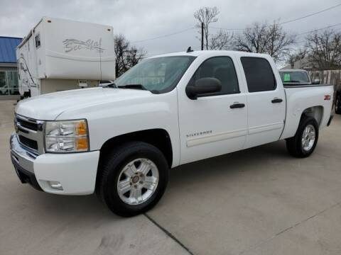 2011 Chevrolet Silverado 1500 for sale at Kell Auto Sales, Inc - Grace Street in Wichita Falls TX