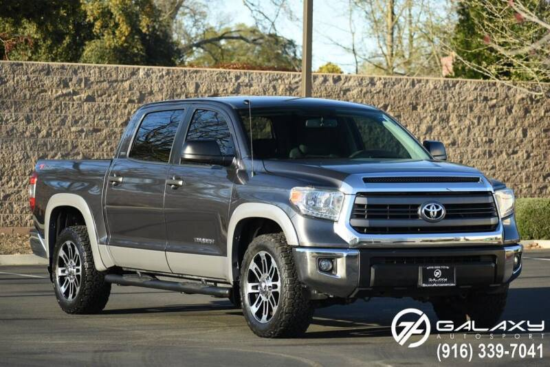 2014 Toyota Tundra for sale at Galaxy Autosport in Sacramento CA