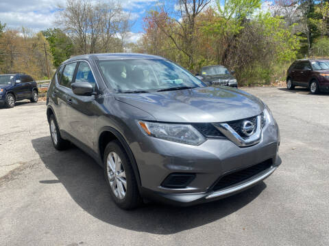 2016 Nissan Rogue for sale at Royal Crest Motors in Haverhill MA