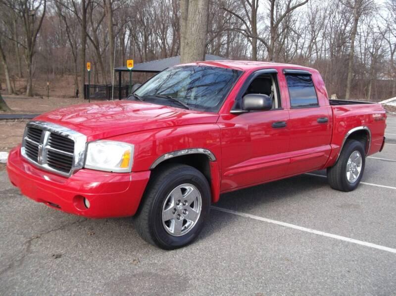 2005 Dodge Dakota for sale at Topchev Auto Sales in Elizabeth NJ