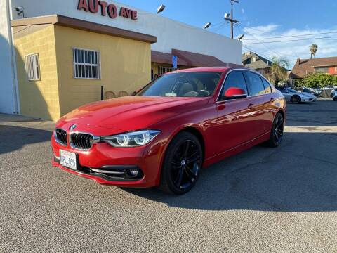 2017 BMW 3 Series for sale at Auto Ave in Los Angeles CA