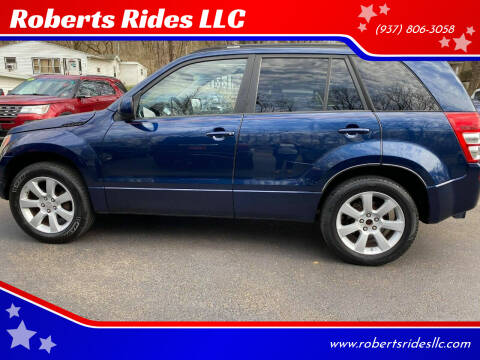 2012 Suzuki Grand Vitara for sale at Roberts Rides LLC in Franklin OH