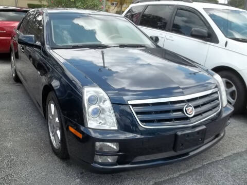 2005 Cadillac STS for sale at PJ's Auto World Inc in Clearwater FL