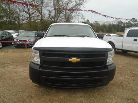 2012 Chevrolet Silverado 1500 for sale at Alabama Auto Sales in Semmes AL